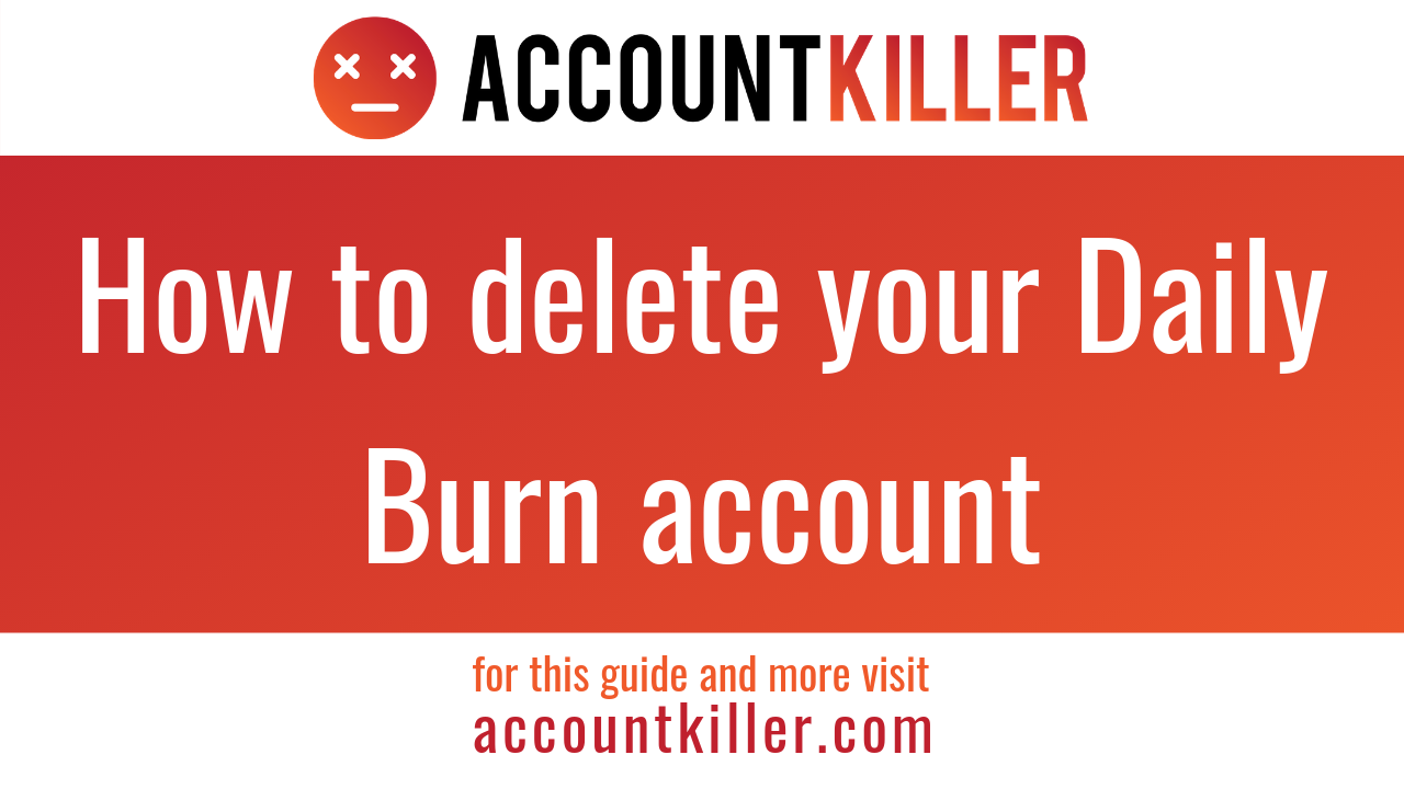 How to cancel your Daily Burn account
