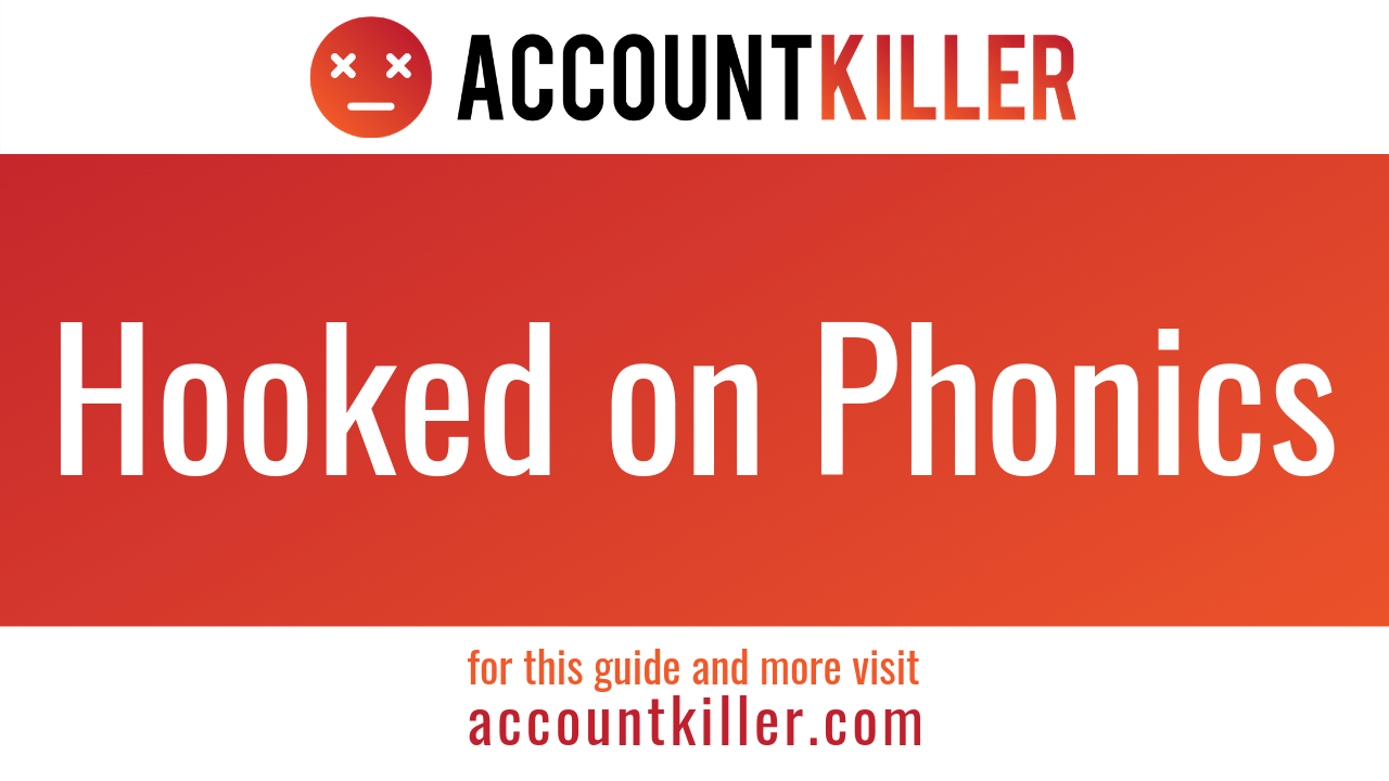 How to cancel your Hooked on Phonics account