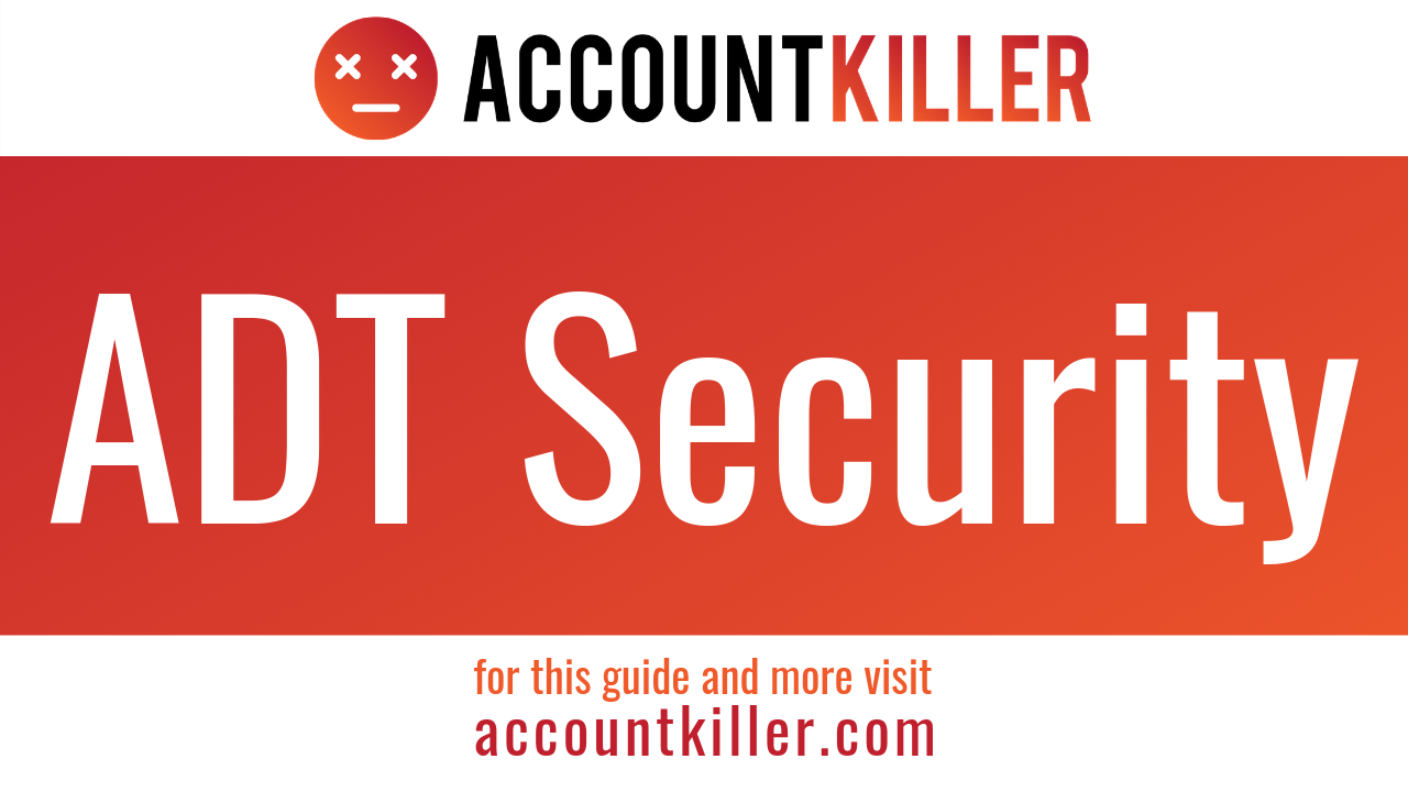 How to cancel your ADT Security account
